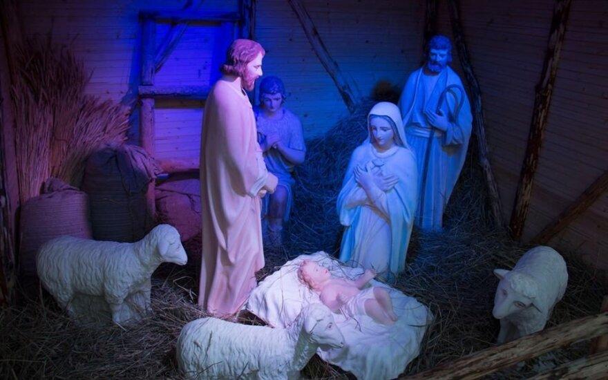 Vilniaus vyskupai: Kristaus gimimas yra žmonijos džiaugsmo šaltinis