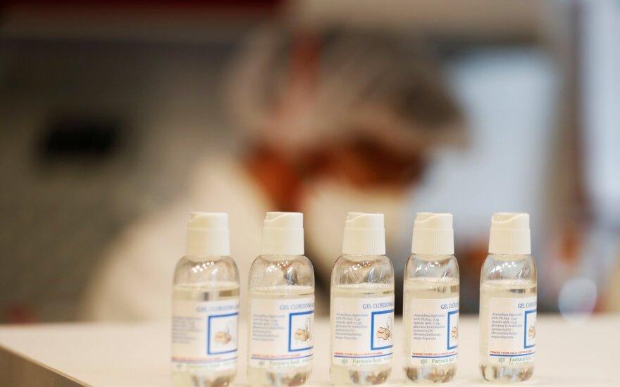 Šeši mėginiai dėl koronaviruso yra neigiami