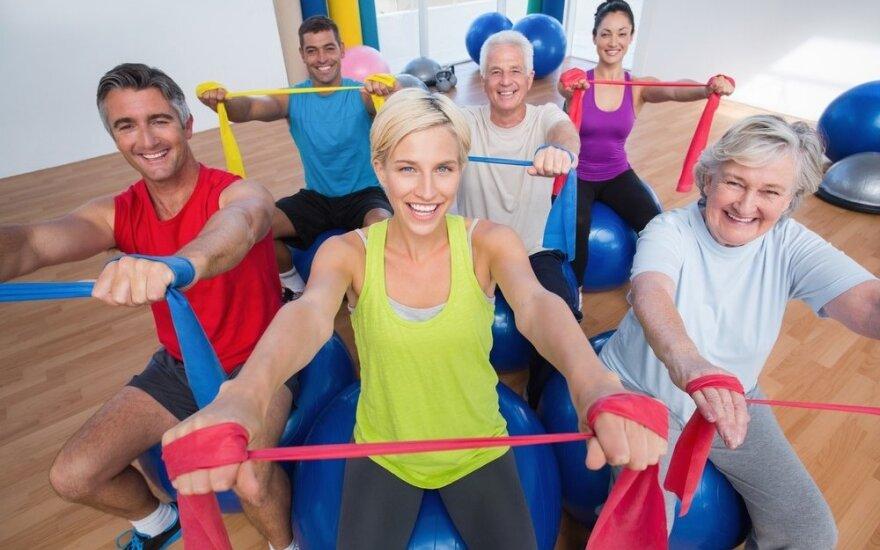 Vilniečiai kviečiami dalyvauti nemokamoje sveikatos stiprinimo programoje