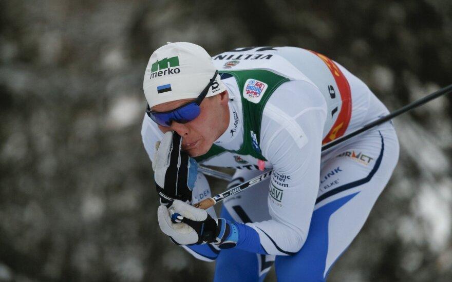 Estijos slidininkas Karelas Tammjarv