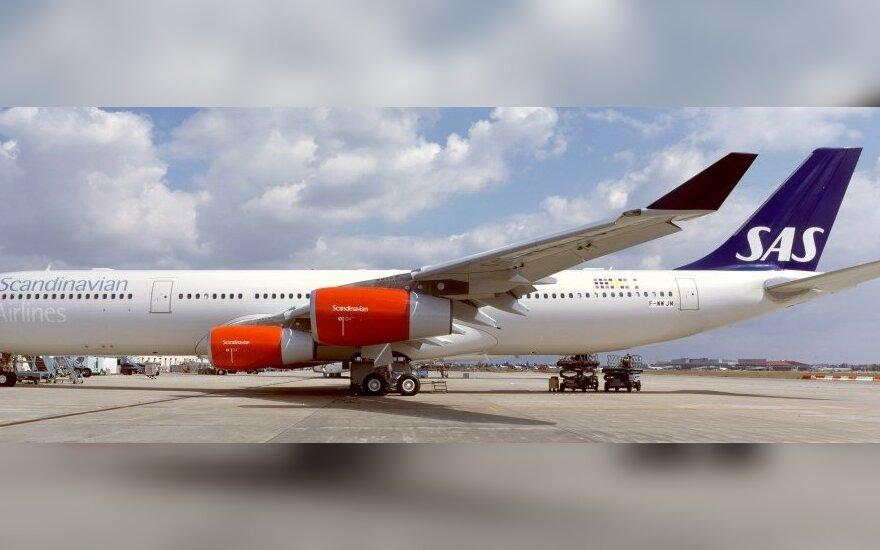 SAS to launch new Oslo-Vilnius route in autumn