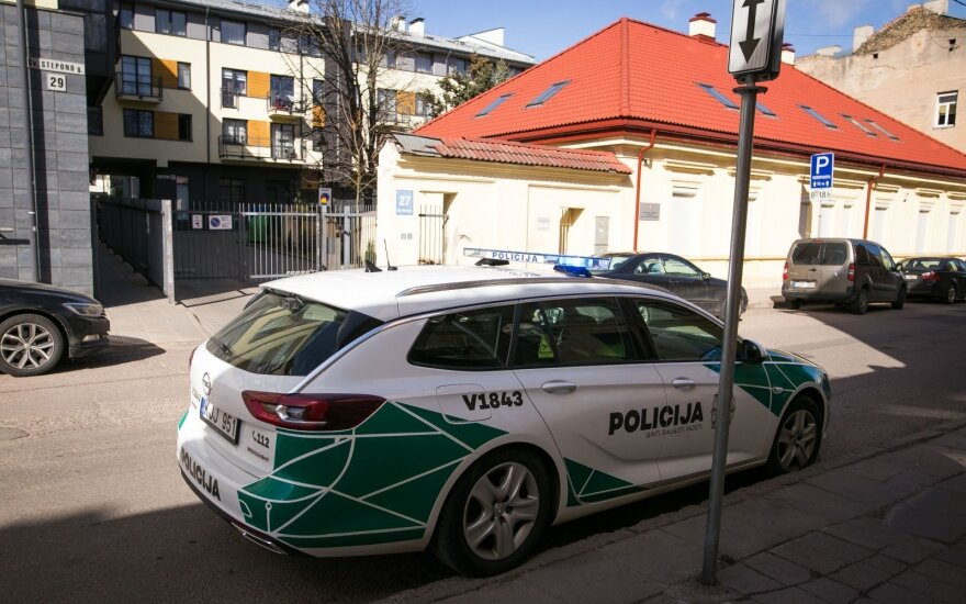 Vilniuje rasta žiauriai nužudyta moteris