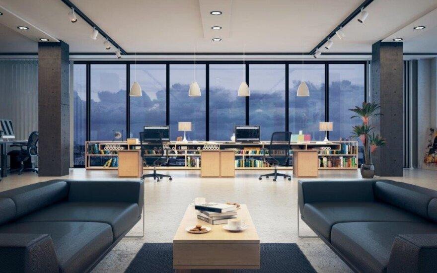 Augančioje biurų pasiūloje verslo centruose – beveik nulinė vakansija