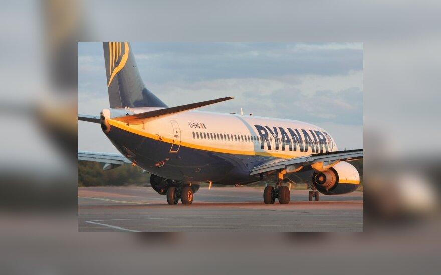 "Buvęs EK komisaras dirbs ""Ryanair"""