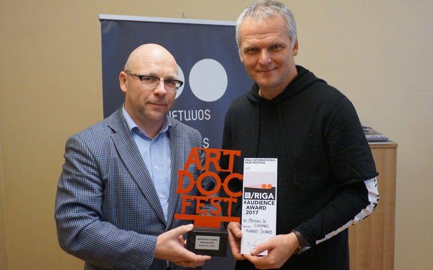 Rolandas Kvietkauskas ir Audrius Stonys
