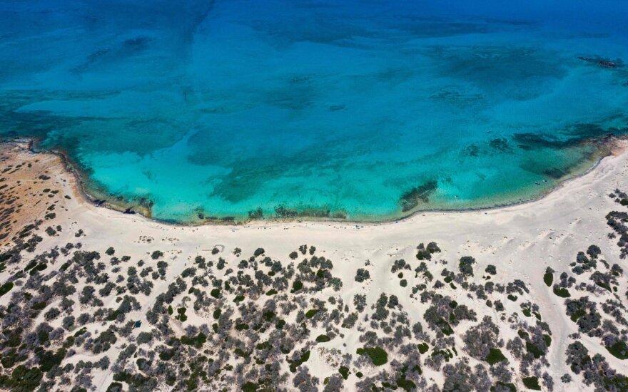 Kreta 2020 m. liepos pabaigoje
