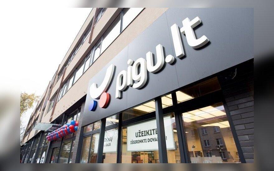 """Lenkijos fondas siekia perimti """"Pigu.lt"""", Konkurencijos taryba pradėjo tyrimą"""
