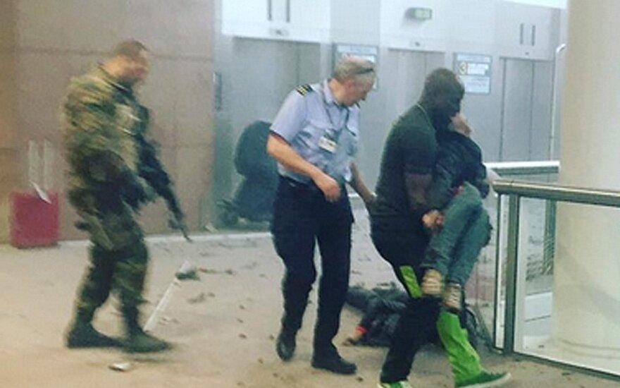 Po Briuselio išpuolių žvalgybos ekspertai lieja nuoskaudas