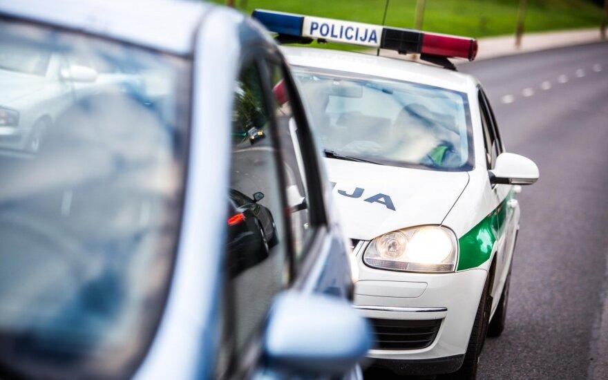 Skuodo rajone skaudžią avariją sukėlusi moteris neturėjo būti prie vairo