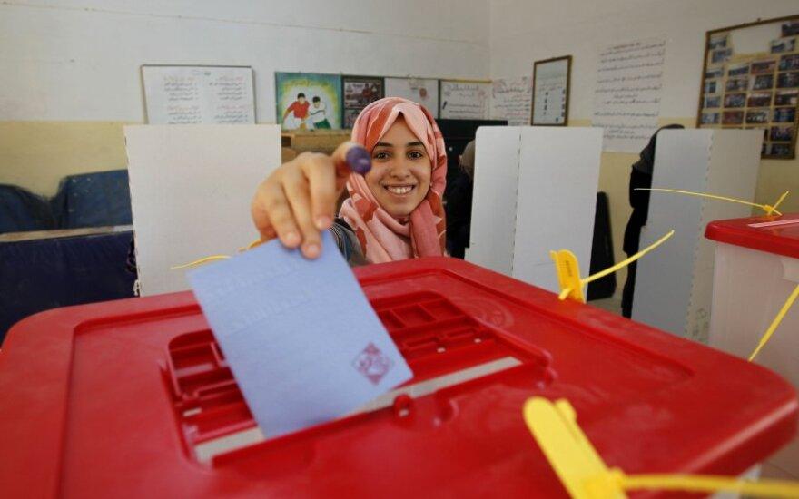 Rinkimai Libijoje