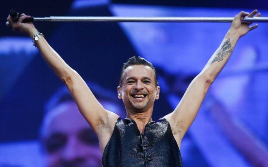 """K. Vyšniauskas. """"Depeche Mode"""" Vingio parke: metų koncertas jau įvyko"""