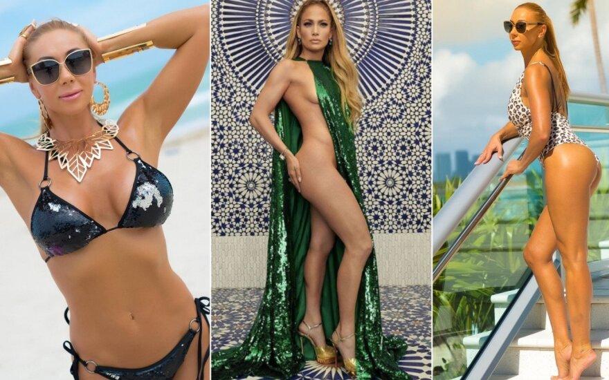Jennifer Lopez, Rasa Vilkienė