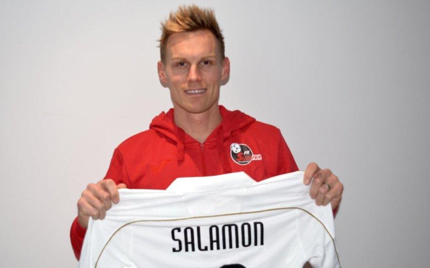 Thomas Salamonas