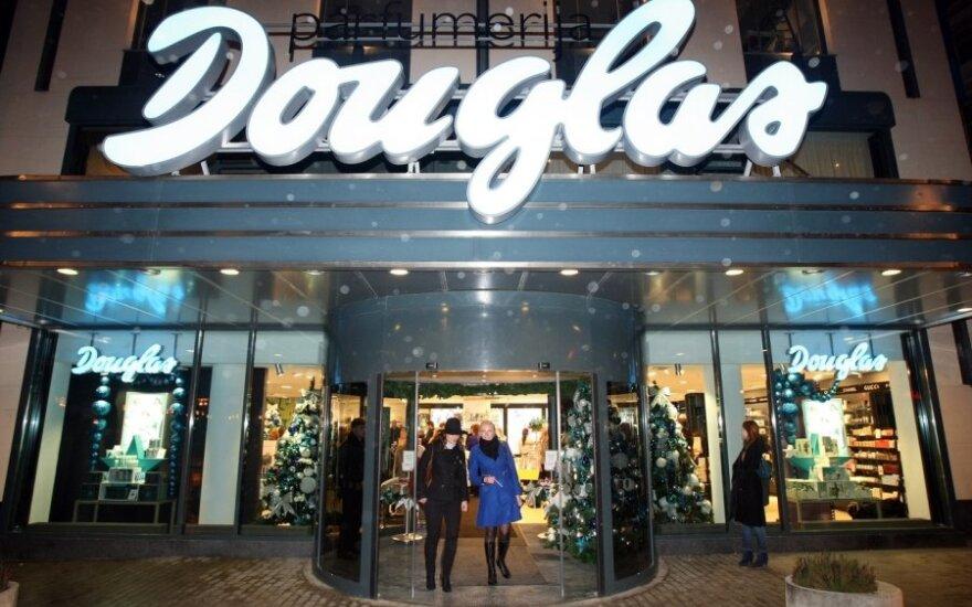 Parduotuvė Douglas