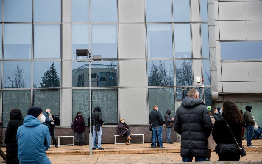Koronaviruso statistika Lietuvoje: nustatyti 1226 nauji atvejai, mirė 5 žmonės