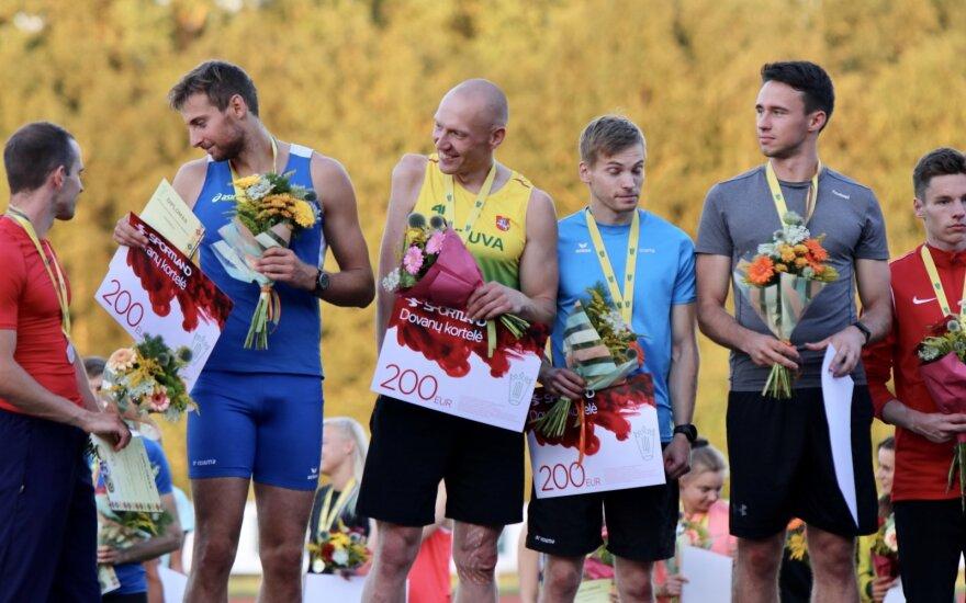 Lietuvos čempionate – titulas Sodaičiui ir asmeniniai paralimpiečių rekordai