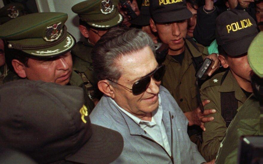 Luisas Garcia Meza