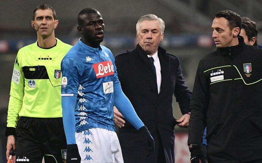 Kalidou Koulibaly, Carlo Ancelotti