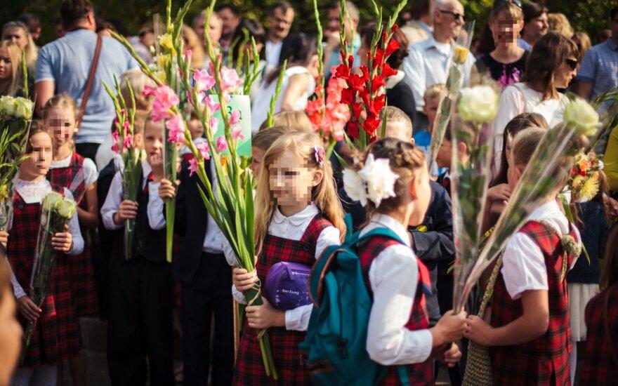 Rugsėjo 1-oji Lietuvoje