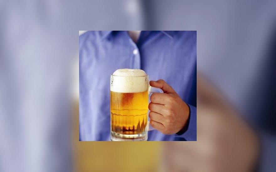 Gali pabrangti alus