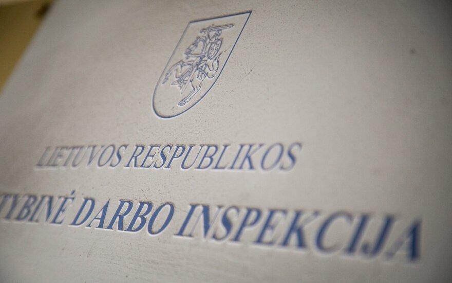 Dėl ko lietuviai dažniausiai skundžiasi Darbo inspekcijai?