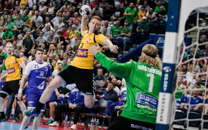 Lemiamas mūšis Islandijoje: ar Lietuvos rankinio rinktinė pateks į pasaulio čempionatą?