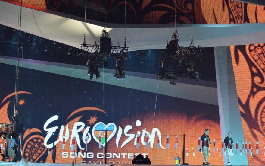 """Programišiai įsilaužė į """"Eurovizijos"""" tinklalapius Azerbaidžane"""