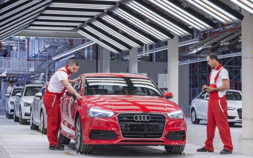 Audi gamykla Vengrijoje