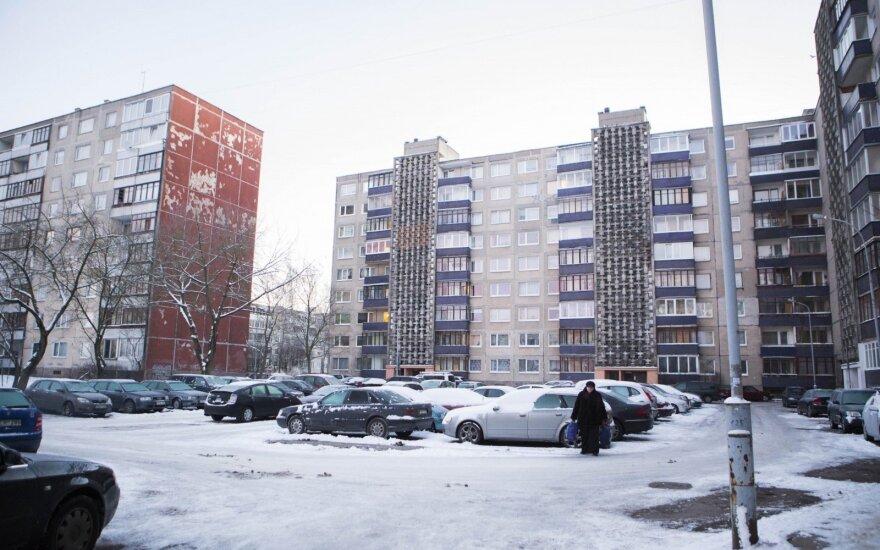 Įvertino nuomos kainas Vilniuje: neadekvačios