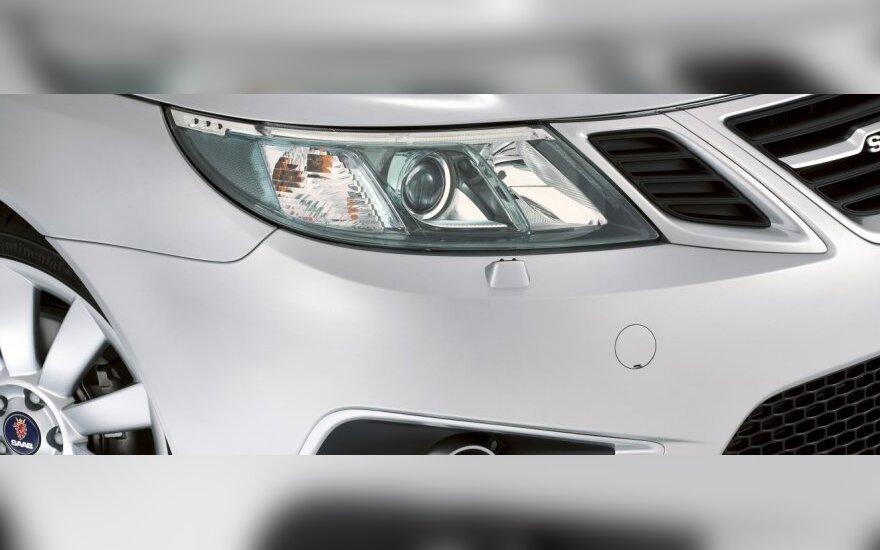 """""""Saab"""" susitarė dėl bendradarbiavimo su Kinijos kompanija"""