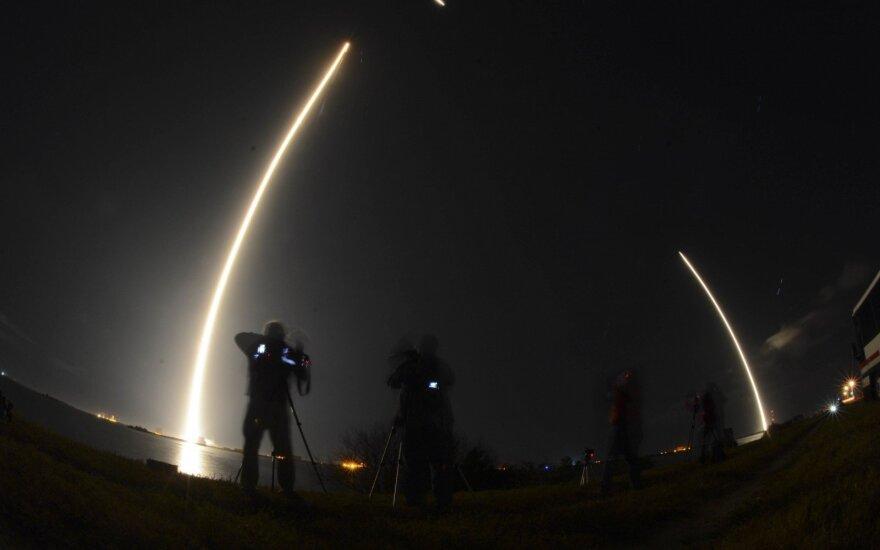 Stoltenbergas: kosmosas taps nauja NATO operacijų erdve