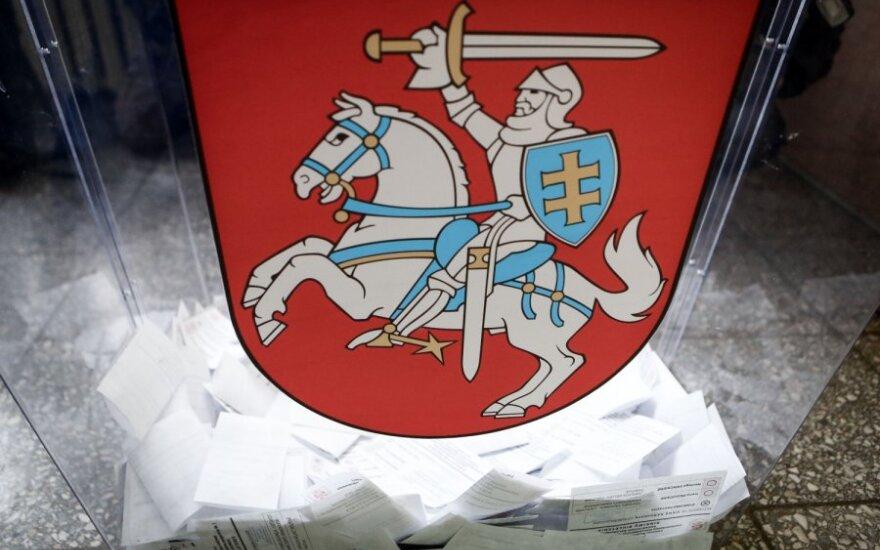 Pakartotiniai rinkimai Biržų-Kupiškio apygardoje vyks 2013-ųjų kovo 3 dieną