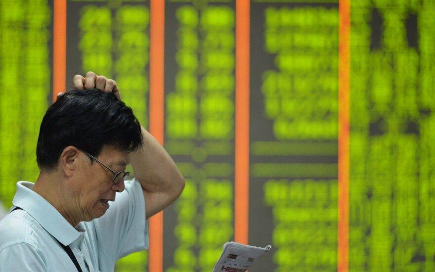 Pasaulinė rinka – be didesnių pokyčių