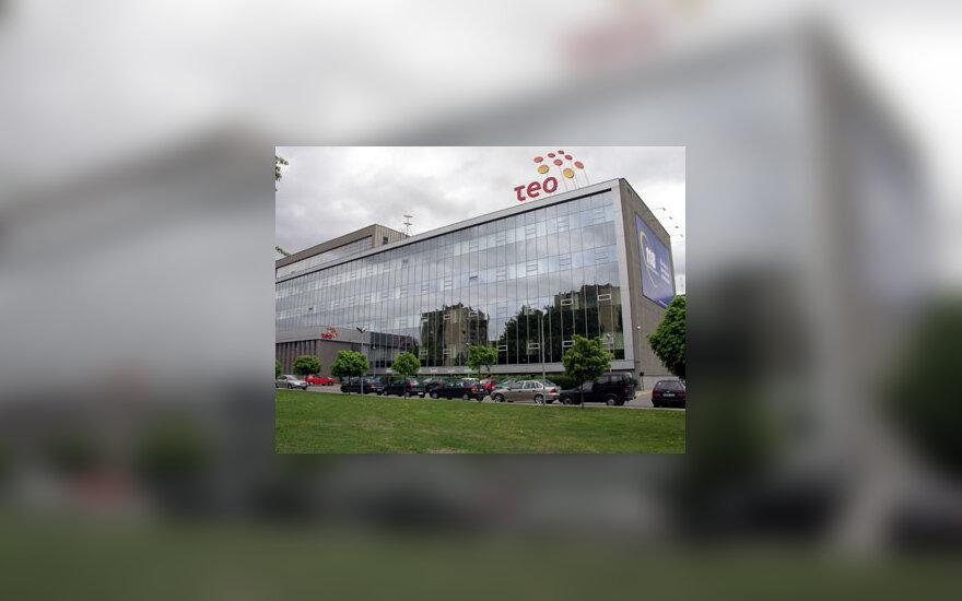 """""""Teo"""", telekomunikacijų bendrovė"""