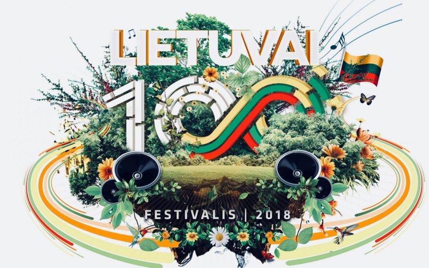 "Festivalis ""Lietuvai -100"""