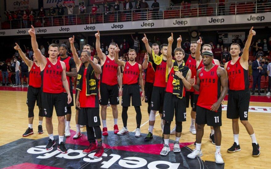 """FIBA Čempionų lyga keičia formatą: """"Rytas"""" turės mažiau varžovų"""