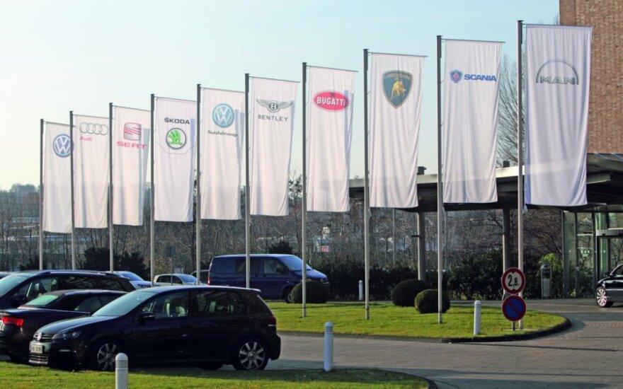 Volkswagen grupė, koncernas