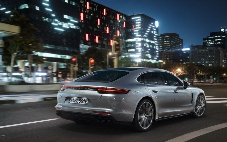 """""""Porsche Panamera Turbo S E-Hybrid"""""""