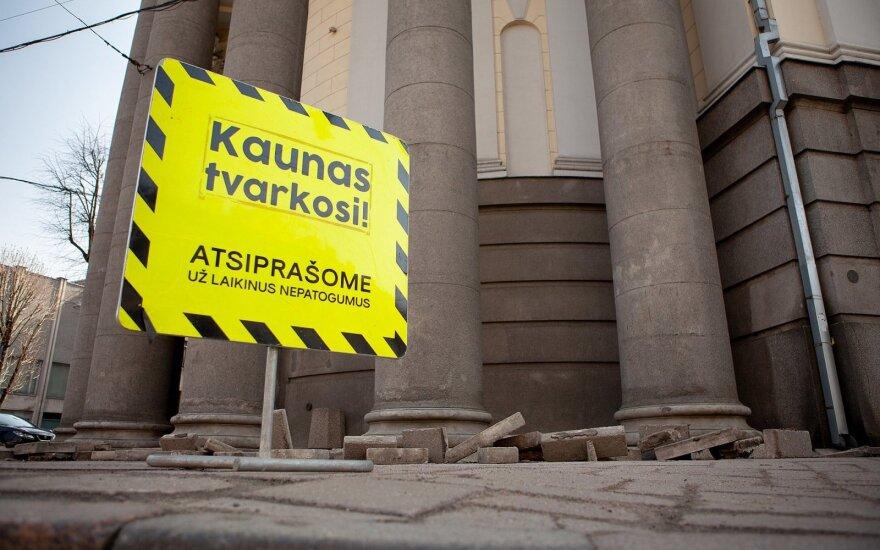 Kaunas tvarkosi. Asociatyvi nuotr.