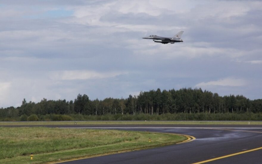 Baltijos šalių oro erdvėje – pokyčiai