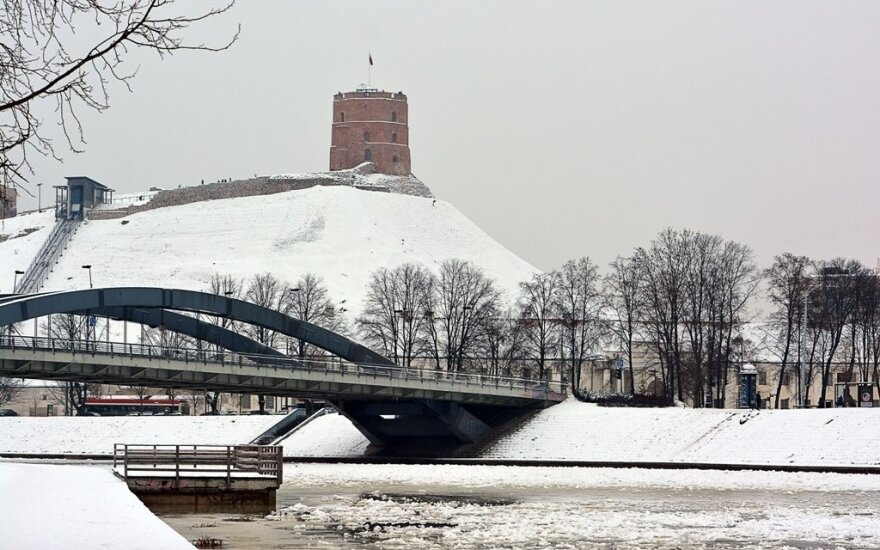 Lithuania braces itself for winter to return with a bang