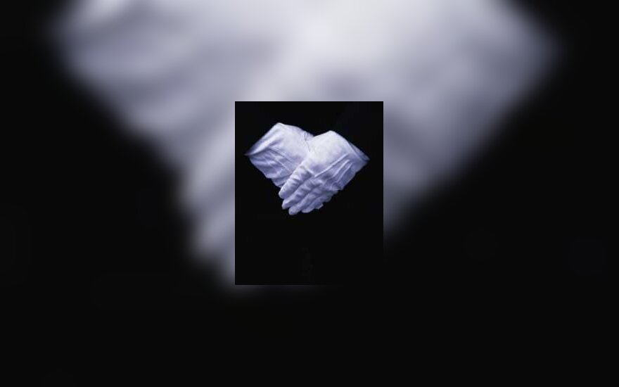 Gloved Hands