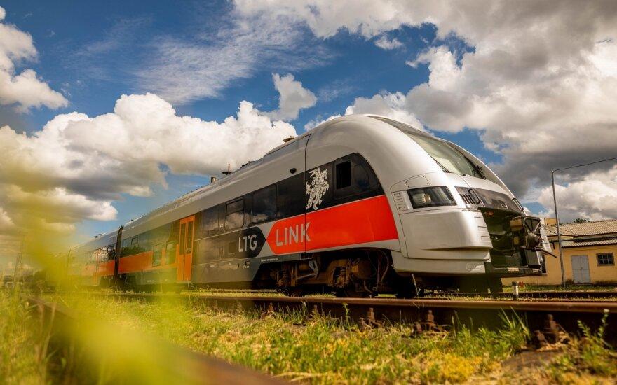 """""""LTG Link"""" traukiniai"""