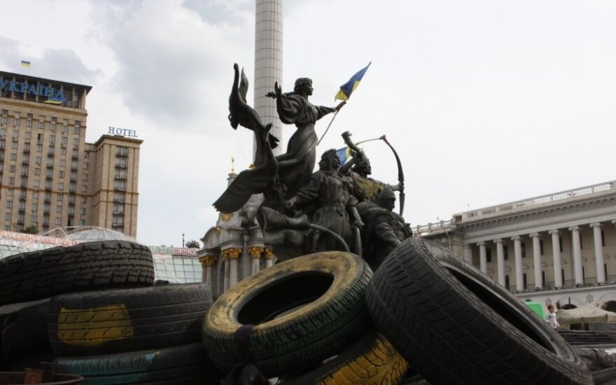 EuroMaidan nominated for EP's Sakharov prize