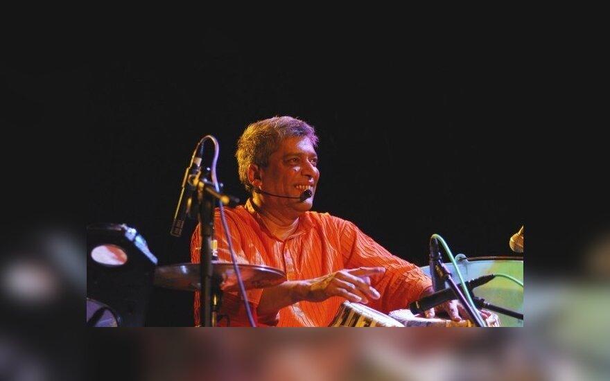 Pasaulinė džiazo legenda Janas Garbarekas