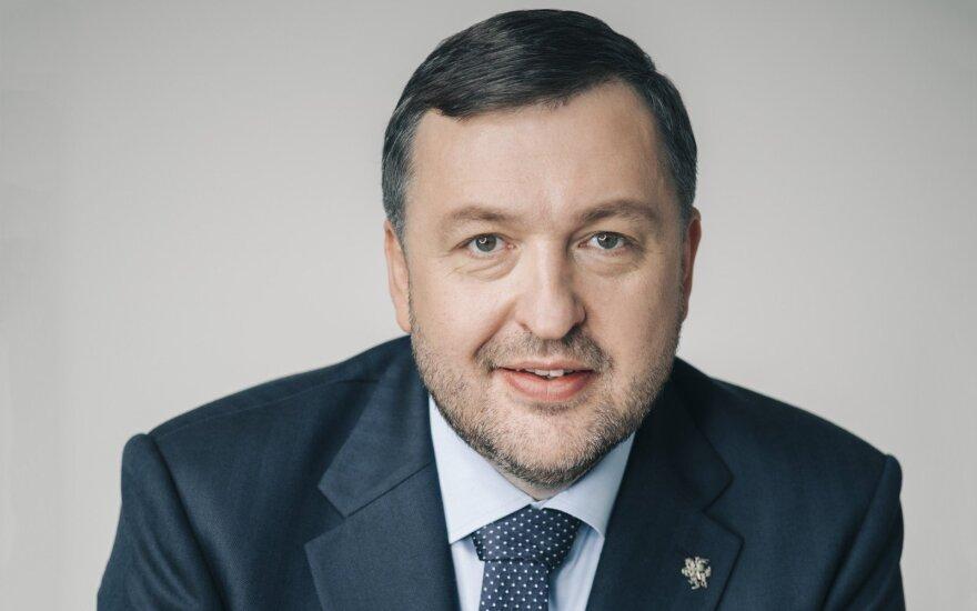 Antanas Guoga. Prestižo be tikros diskusijos nebus