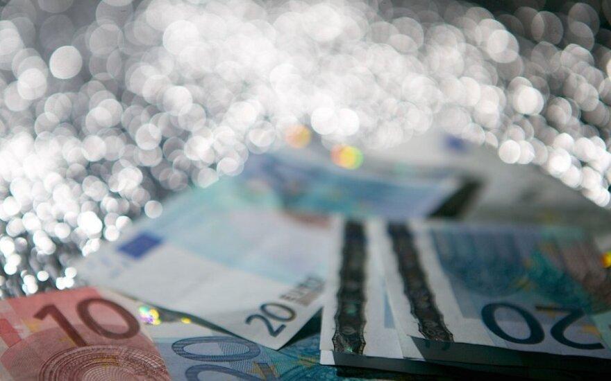 Lithuanians abandom scepticism towards euro