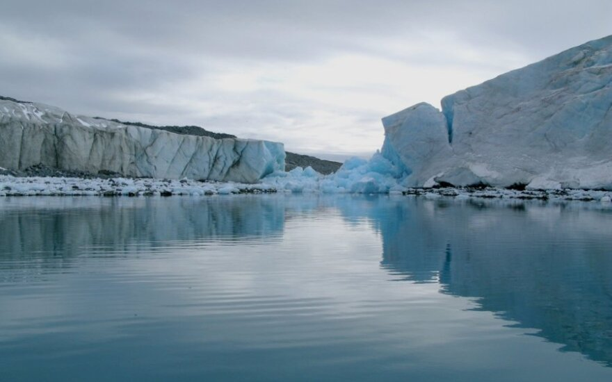 Gėlas Arkties vanduo gali atšaldyti Europą