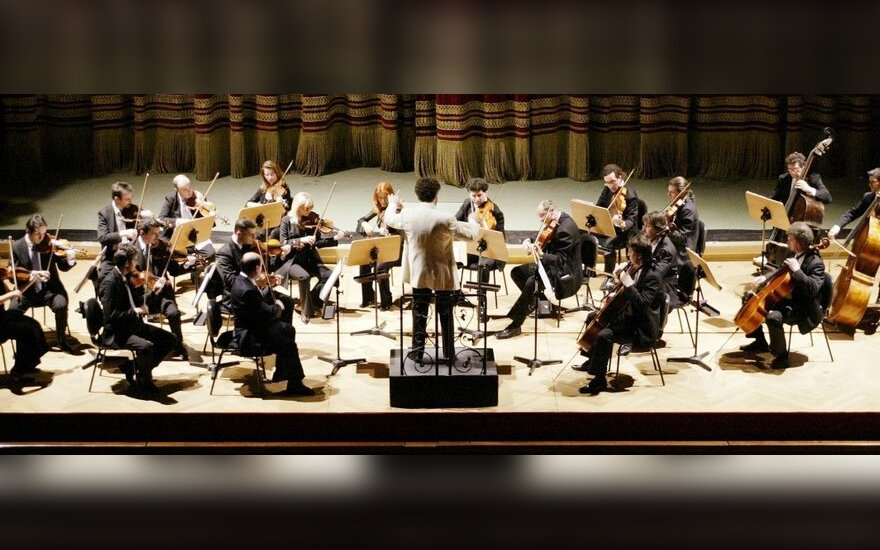 Giuseppe Verdi teatro orkestras