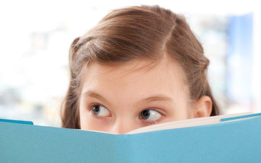 Skaitytojai rinks geriausią paauglių rašytoją
